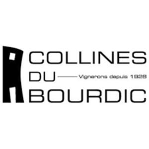 Logo Colline du Bourdic - Client groupe de musique Marie Jeanne Swing