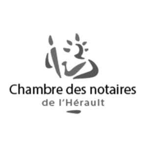 Logo Chambre des Notaires - Client groupe de musique Marie Jeanne Swing