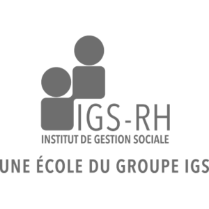 Logo IGS RH - Client groupe de musique Marie Jeanne Swing