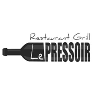 Logo Le Pressoir - Client groupe de musique Marie Jeanne Swing