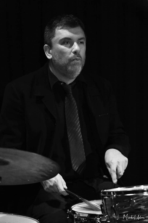 Lionel Martinez musicien Marie Jeanne Swing