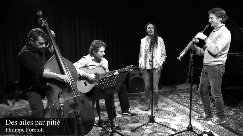Quartet Marie Jeanne Swing 2021